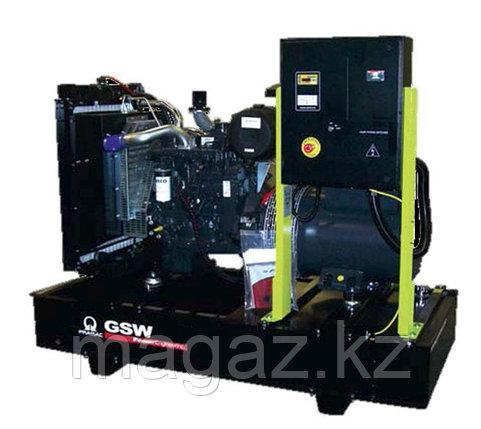 Генератор дизельный без кожуха Pramac GSW510V, фото 2