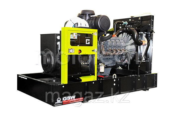 Генератор дизельный без кожуха Pramac GSW560V