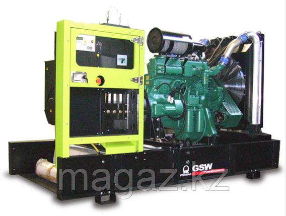 Генератор дизельный без кожуха Pramac GSW600V , фото 2