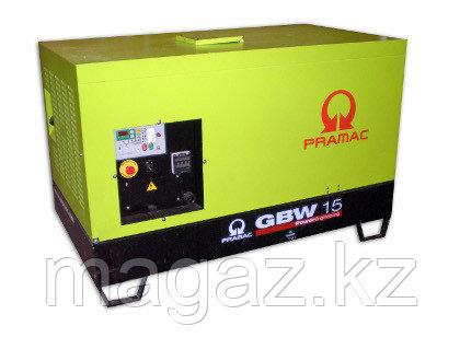 Генератор дизельный в кожухе Pramac GBW15Y (Mecc Alte), фото 2