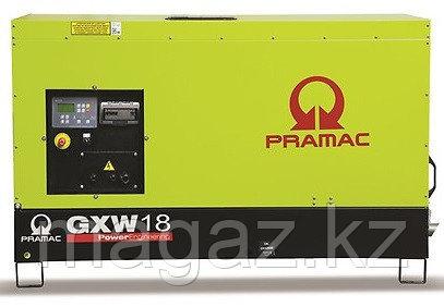 Генератор дизельный в кожухе Pramac GXW18W, фото 2