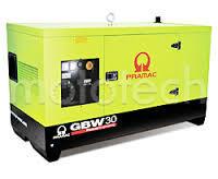 Генератор дизельный в кожухе Pramac GBW30P (Mecc Alte)
