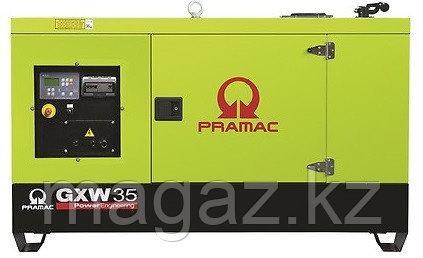 Генератор дизельный в кожухе Pramac GXW35W, фото 2