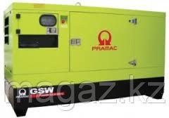 Генератор дизельный в кожухе Pramac GSW80D