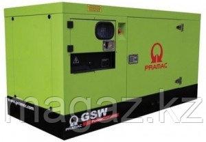 Генератор дизельный в кожухе Pramac GSW150D (Mecc Alte), фото 2
