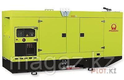 Генератор дизельный в кожухе Pramac GSW470DO, фото 2