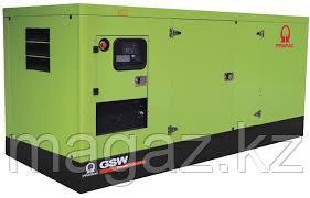 Генератор дизельный в кожухе Pramac GSW630DO, фото 2
