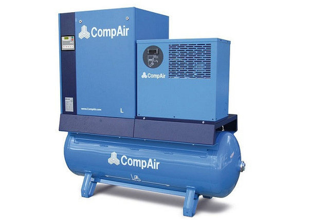 Компрессор электрически CompAir L03-200, фото 2