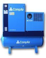 Компрессор электрически CompAir L02FS-200, фото 2