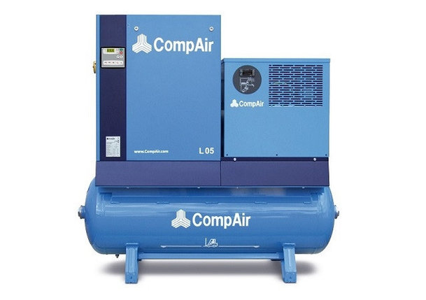 Компрессор электрически CompAir  L05FS-500, фото 2