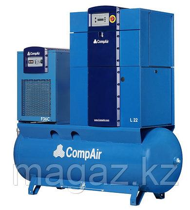 Компрессор электрически CompAir L37-07A, фото 2