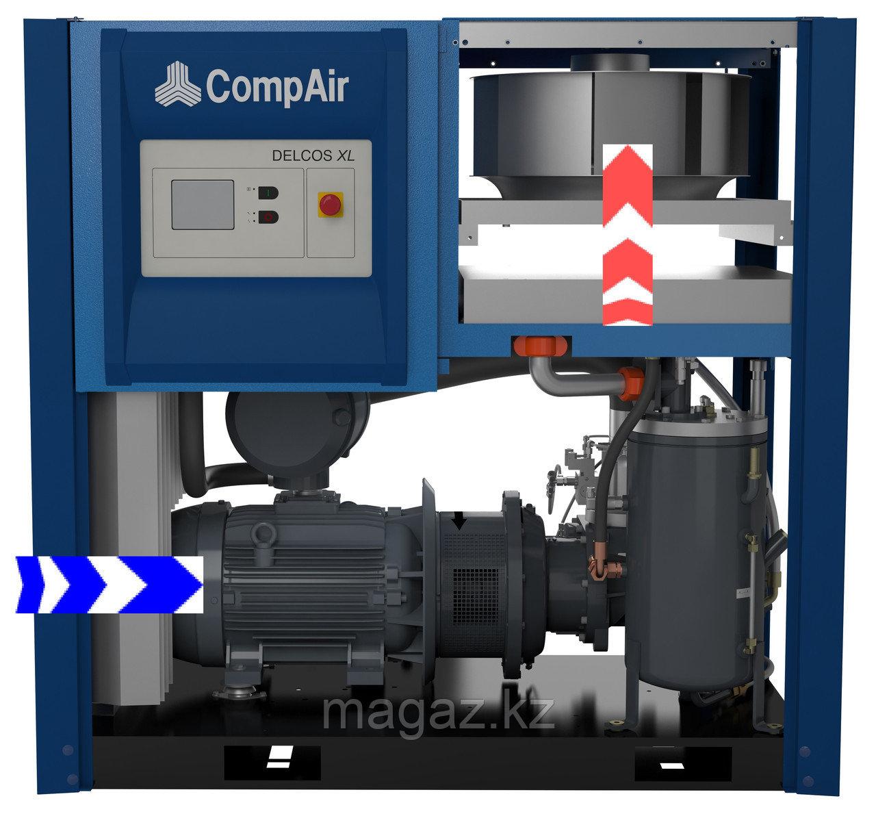 Компрессор электрически CompAir L37F-10A
