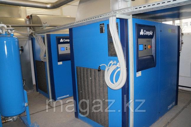 Компрессор электрически CompAir L45-07A, фото 2