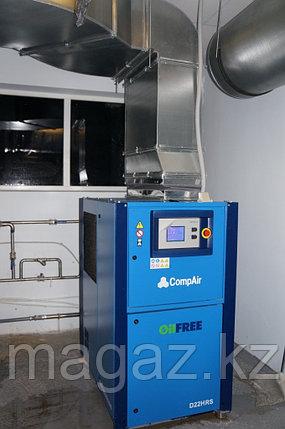 Компрессор электрически CompAir D22HRS-10A, фото 2