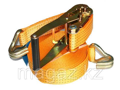 Ремни для стяжки груза, ремень стяжной (0,4/0,8 т) , фото 2