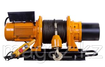 Лебедки электрические серии KDJ-1000