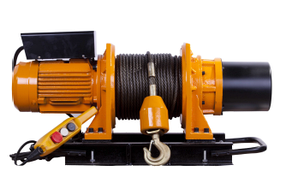 Лебедки электрические серии KDJ-3500