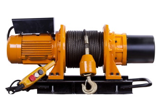 Лебедки электрические серии KDJ-3500, фото 2
