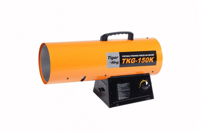 Газовая тепловая пушка TKG-150K, фото 2