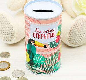 """Копилка """"На новые открытия"""""""