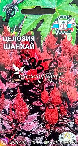 """Семена пакетированные СеДек. Целозия """"Шанхай"""", фото 2"""