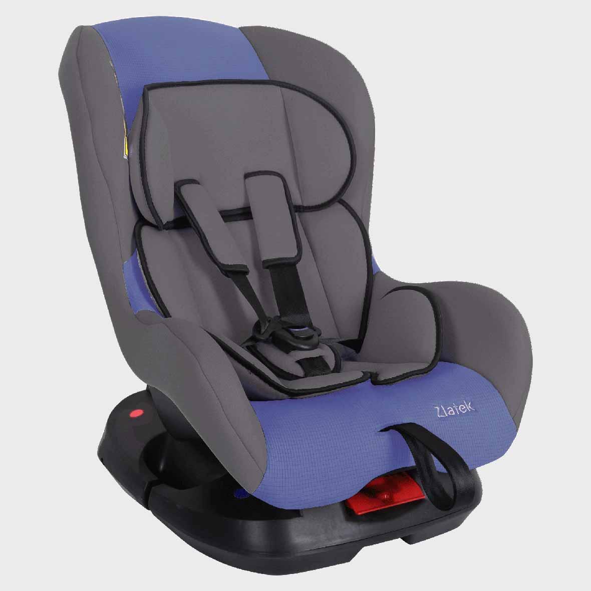 """Детское автомобильное кресло ZLATEK """"Galleon"""", 0-4 лет, 0-18 кг"""