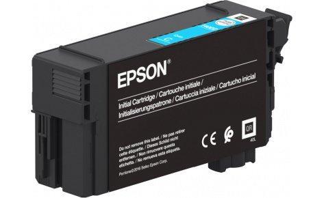 Картридж Epson C13T40D240 UltraChrome XD2 Cyan T40D240(50ml)