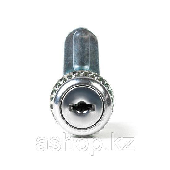 Замок для шкафов SHIP 701101020, Цвет: Серый, Упаковка: Пакет