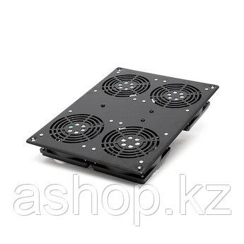 Вентиляторная панель SHIP 700404112, 120 x 120 x 38 мм x 4 шт., Цвет: Чёрный
