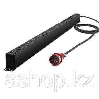 Распределитель питания 3х фазный SHIP 700530302, 4000W, Длина кабеля: 3,0м., Разъемы: Разъем С13 (24 шт.) + ра