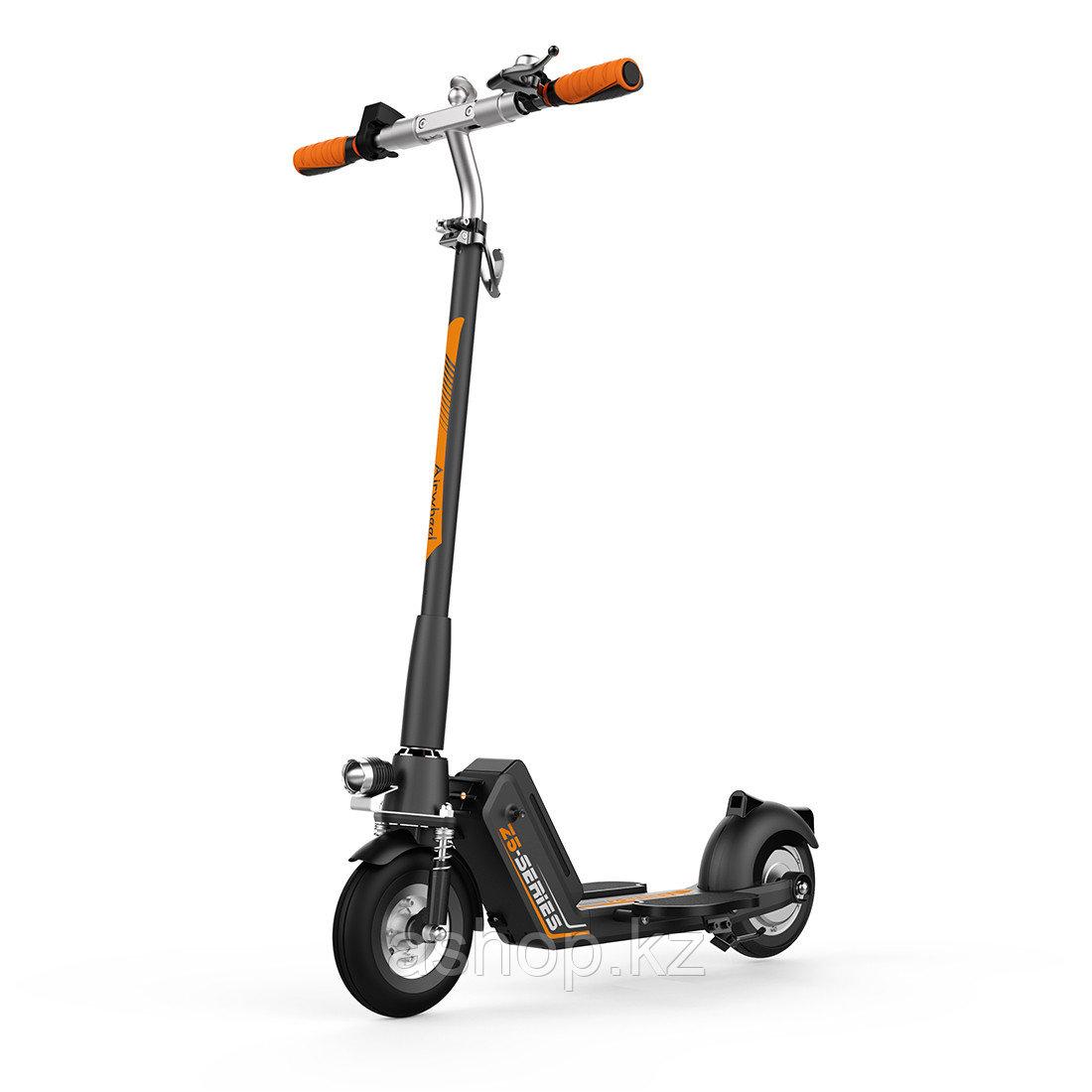 Самокат электрический Airwheel Z5W, Скорость (max.): 20 км/ч, Запас хода: 20 - 25 км, Нагрузка: 100 кг, Угол п