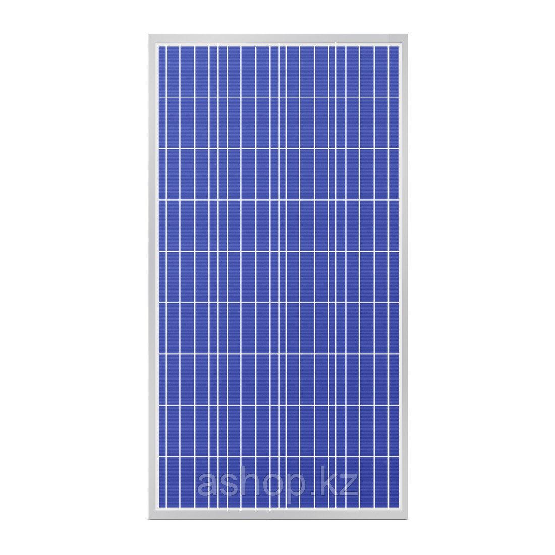 Солнечная панель поликристалическая SVC P-100, Мощность: 100 Вт, Напряжение: 12, Цвет: Синий, Упаковка: Коробк