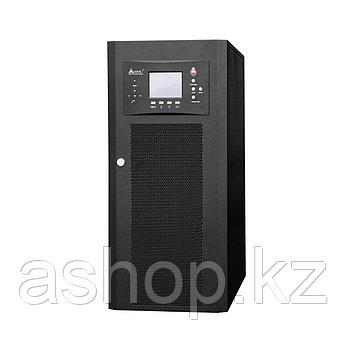 Инвертор SPV SPV-L-10000, Мощность нагрузки: 10 кВА, Питание: 380 В, 50 Гц, Выход: 380 В, Клемма, Чёрный