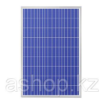 Солнечная панель поликристалическая SVC P-150, Мощность: 150 Вт, Напряжение: 24В, Цвет: Синий, Упаковка: Короб
