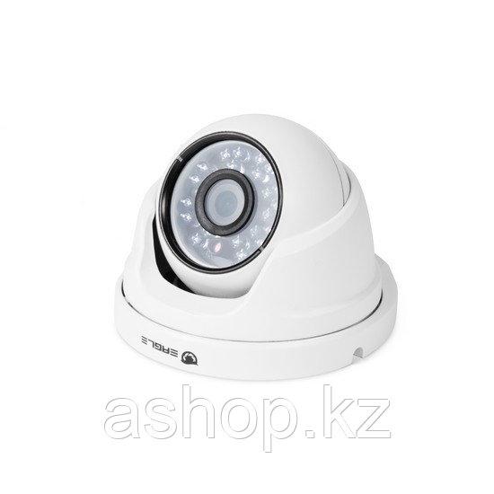 Камера IP купольная Eagle EGL-NDM480, Разрешение: 4 Mpi dpi, Тип объектива: фиксиронанный, f=3.6 мм, Цвет: Бел