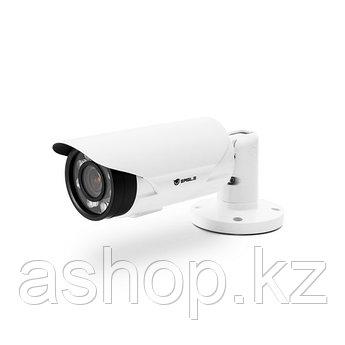 Камера IP цилиндрическая Eagle EGL-NBL385, Разрешение: 4 Mpi dpi, Тип объектива: вариофокальный f= 2,8 - 12 мм