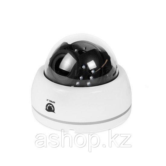Камера аналоговая купольная Eagle EGL-CDM430H, Разрешение: 1200 ТВЛ, Тип объектива: вариофокальный f= 2,8 - 12