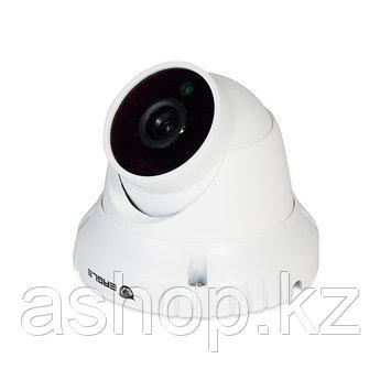 Камера аналоговая купольная Eagle EGL-CDM425L, Разрешение: 1200 ТВЛ, Тип объектива: фиксиронанный, f=4 мм, ИК