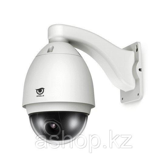 Камера аналоговая купольная Eagle EGL-CSP500, Разрешение: 720 ТВЛ, Тип объектива: автофокус f=24,7-94 мм, Цвет
