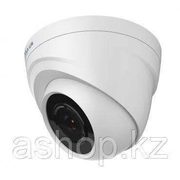 Камера IP круглая Dahua HAC-HDW1000RP, Разрешение: 1 Мpi dpi, Тип объектива: f = 3,6 мм, Цвет: Серо-белый