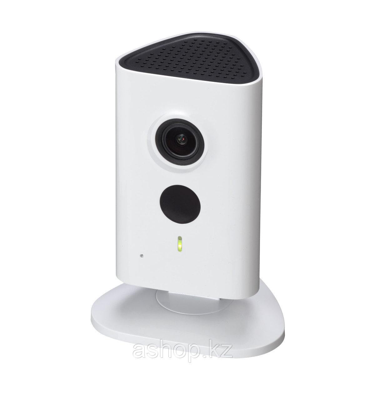 Камера IP wI-Fi Dahua IPC-C35, Разрешение: 3 Мpi dpi, Тип объектива: f = 1.2 мм, ИК подсветка, IEEE 802.11 b\g