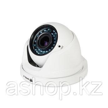 Камера аналоговая купольная Eagle EGL-CDM425S, Разрешение: 850 ТВЛ, Тип объектива: вариофокальный f= 2,8 - 12