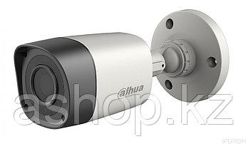 Камера IP цилиндрическая Dahua HAC-HFW1000RP, Разрешение: 1 Мpi dpi, Тип объектива: f = 3,6 мм, ИК подсветка,