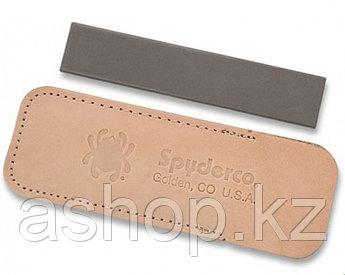 Точило для ножа Spyderco Pocket Stone Medium, Цвет: Коричневый, Упаковка: Розничная, (303M)