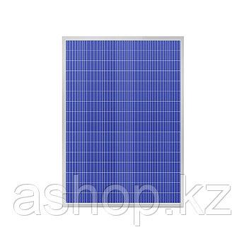 Солнечная панель поликристалическая SVC P-300, Мощность: 300 Вт, Напряжение: 24В, Цвет: Синий, Упаковка: Короб