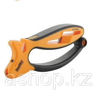 Точило для ножей; для ножниц Smith`s Jiffy Pro, Цвет: Оранжево-чёрный, Упаковка: Розничная, (027925501856)