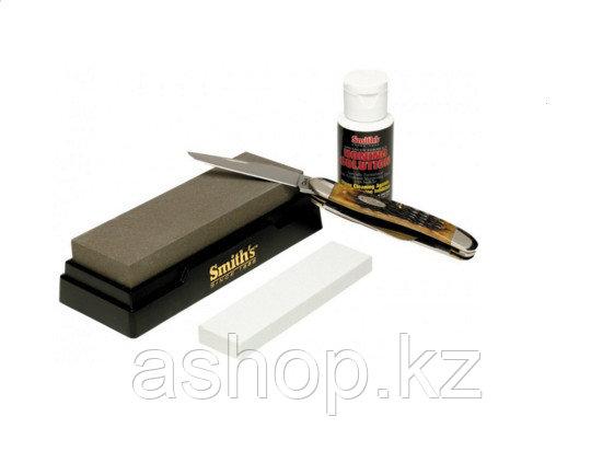 Точило для ножей и других инструментов Smith`s Sharpening Kit, Цвет: Разноцветный, Упаковка: Розничная, (SK2)
