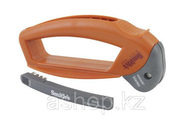 Точило для ножей, косилок Smith`s Sharpener  Mower Blade, Цвет: Оранжево-чёрный, Упаковка: Розничная