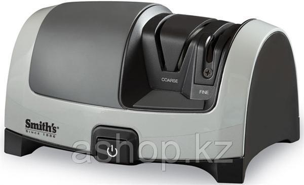 Точилка электрическая для ножа Smith`s Diamond Edge 2000, Цвет: Серый, Упаковка: Розничная, (15681502)