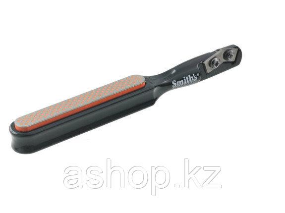 Точило для ножей, для наконечников стрел Броудхед Smith`s Sharpener Edge Stick Knife, Цвет: Оранжево-чёрный, У